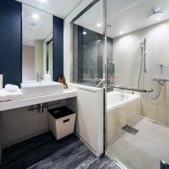 Отель Daiwa Roynet Hotel Ginza Япония, Токио - отзывы, цены и фото номеров - забронировать отель Daiwa Roynet Hotel Ginza онлайн ванная фото 2
