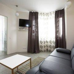 Апартаменты Apartment Etazhy Tokarey-Kraulya Екатеринбург комната для гостей фото 3