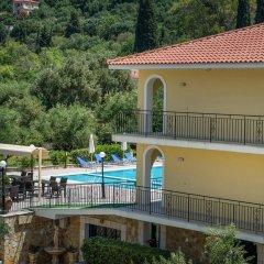 Отель VARRES Лимни-Кери балкон