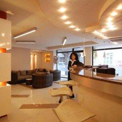 Отель Hugo Болгария, Варна - 7 отзывов об отеле, цены и фото номеров - забронировать отель Hugo онлайн интерьер отеля фото 3