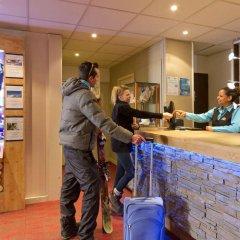 Hotel Club MMV Les Neiges интерьер отеля