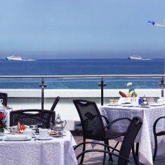 Отель Grand Mogador SEA VIEW Марокко, Танжер - отзывы, цены и фото номеров - забронировать отель Grand Mogador SEA VIEW онлайн балкон