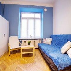 Апартаменты Blue Happy Apartment Варшава комната для гостей