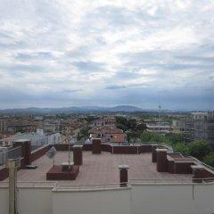 Hotel Concordia Римини балкон