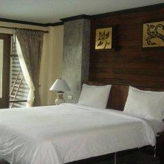 Отель Seashell Resort Koh Tao Таиланд, Остров Тау - 1 отзыв об отеле, цены и фото номеров - забронировать отель Seashell Resort Koh Tao онлайн комната для гостей фото 5