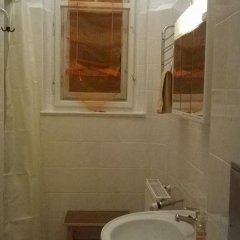 Отель Penzion Natalie Чехия, Франтишкови-Лазне - отзывы, цены и фото номеров - забронировать отель Penzion Natalie онлайн ванная