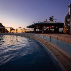 Отель Pacific Star Resort And Spa Тамунинг парковка