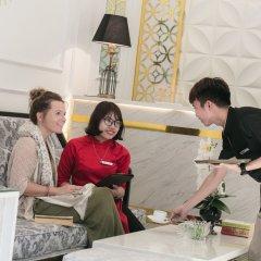 Отель Labevie Hotel Вьетнам, Ханой - отзывы, цены и фото номеров - забронировать отель Labevie Hotel онлайн питание фото 2