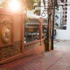 Отель Navin Mansion 3 Паттайя гостиничный бар