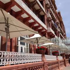 Отель Hilton Brighton Metropole Великобритания, Брайтон - отзывы, цены и фото номеров - забронировать отель Hilton Brighton Metropole онлайн фото 7