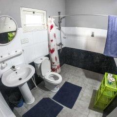 Отель Apollo Hikkaduwa Шри-Ланка, Хиккадува - отзывы, цены и фото номеров - забронировать отель Apollo Hikkaduwa онлайн ванная фото 2