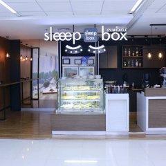 Отель Sleep Box By Miracle Бангкок питание