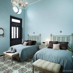 Отель Casa Azul Monumento Historico комната для гостей