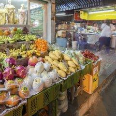 Oyo 129 Gems Park Hotel Бангкок питание