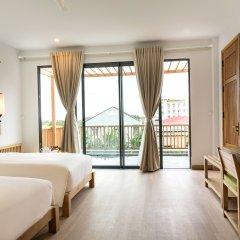 Отель Unity Villa Hoi An Хойан комната для гостей фото 2