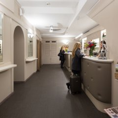 Hotel Helvetia Генуя интерьер отеля фото 2