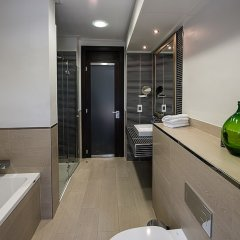 Отель The George ванная фото 2