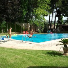 Отель B&B Villa Maria Италия, Монтезильвано - отзывы, цены и фото номеров - забронировать отель B&B Villa Maria онлайн бассейн фото 2