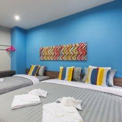 Отель Krabi Inn & Omm Hotel Таиланд, Краби - отзывы, цены и фото номеров - забронировать отель Krabi Inn & Omm Hotel онлайн комната для гостей фото 3