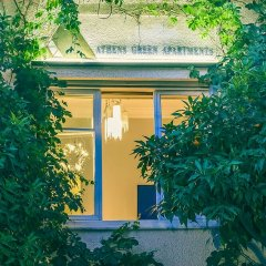 Апартаменты Athens Green Apartments Афины развлечения
