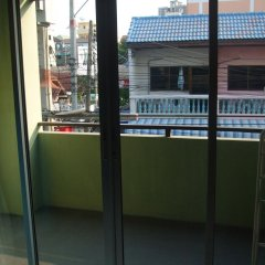 Отель Baan Kittima балкон
