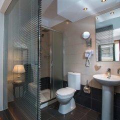 Отель Danezis City Stars Греция, Родос - отзывы, цены и фото номеров - забронировать отель Danezis City Stars онлайн ванная