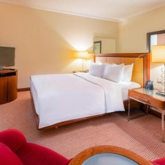 Отель Hilton Warsaw City Польша, Варшава - 11 отзывов об отеле, цены и фото номеров - забронировать отель Hilton Warsaw City онлайн комната для гостей фото 4