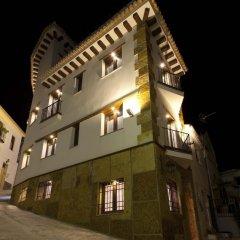 Отель Aguas De Viznar Виснар вид на фасад