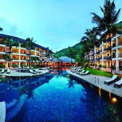Отель Swissotel Phuket Камала Бич бассейн фото 2