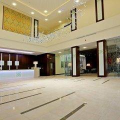 Гостиница Hilton Garden Inn Astana Казахстан, Нур-Султан - 1 отзыв об отеле, цены и фото номеров - забронировать гостиницу Hilton Garden Inn Astana онлайн интерьер отеля