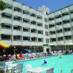 Intermar Hotel Турция, Мармарис - отзывы, цены и фото номеров - забронировать отель Intermar Hotel онлайн бассейн фото 3