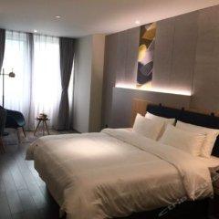 Отель Motel 168 Guangzhou Dadao Inn комната для гостей фото 3