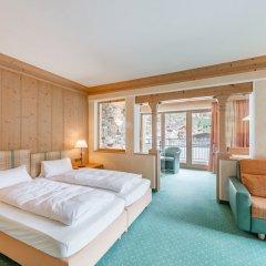 Hotel Tyrol Хохгургль комната для гостей фото 2