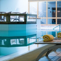 Отель Renaissance Brussels Hotel Бельгия, Брюссель - 3 отзыва об отеле, цены и фото номеров - забронировать отель Renaissance Brussels Hotel онлайн бассейн фото 2