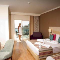 Side Prenses Resort Hotel & Spa Турция, Анталья - 3 отзыва об отеле, цены и фото номеров - забронировать отель Side Prenses Resort Hotel & Spa онлайн комната для гостей фото 3