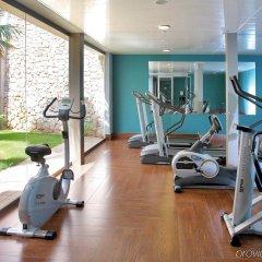 Отель Barceló Pueblo Menorca фитнесс-зал