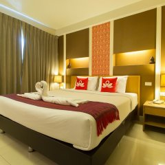 The Aim Sathorn Hotel Бангкок комната для гостей фото 5