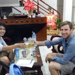 Отель Hoi An Dat Cam Homestay гостиничный бар