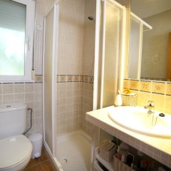 Отель Villa Paniagua ванная
