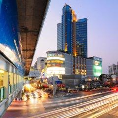 Отель Solitaire Bangkok Sukhumvit 11 городской автобус