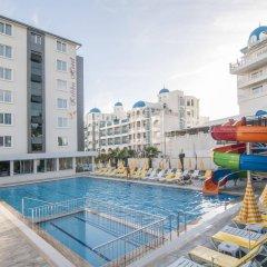 Kolibri Hotel Турция, Аланья - отзывы, цены и фото номеров - забронировать отель Kolibri Hotel - All Inclusive онлайн бассейн фото 3