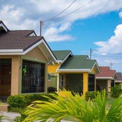 Отель Ocho Rios Getaway Villa at Draxhall Ямайка, Очо-Риос - отзывы, цены и фото номеров - забронировать отель Ocho Rios Getaway Villa at Draxhall онлайн балкон