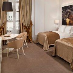 Отель Gran Melia Palacio De Los Duques Испания, Мадрид - 2 отзыва об отеле, цены и фото номеров - забронировать отель Gran Melia Palacio De Los Duques онлайн комната для гостей фото 3