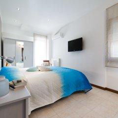 Отель Bed and Breakfast Letterario Италия, Фьюмичино - отзывы, цены и фото номеров - забронировать отель Bed and Breakfast Letterario онлайн комната для гостей фото 3