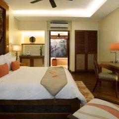 Отель Crimson Resort and Spa Mactan Филиппины, Лапу-Лапу - 1 отзыв об отеле, цены и фото номеров - забронировать отель Crimson Resort and Spa Mactan онлайн комната для гостей фото 2