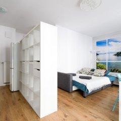 Апартаменты P&O Apartments Kasprzaka комната для гостей фото 2