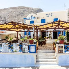 Akis Hotel пляж