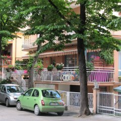 Hotel Villa Elia парковка
