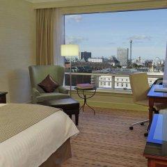 Отель Copenhagen Marriott Hotel Дания, Копенгаген - отзывы, цены и фото номеров - забронировать отель Copenhagen Marriott Hotel онлайн удобства в номере
