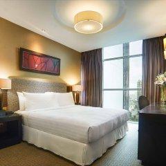 Отель Urbana Sathorn Бангкок комната для гостей
